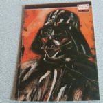 Star Wars Galaxy 1993 Topps #119 George Pratt